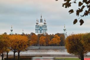 Петербург на праздники