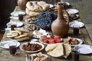 тур в грузию национальная кухня