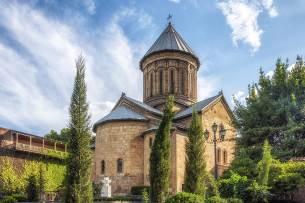 паломнические туры в грузию