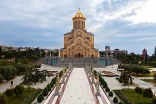 паломнические поездка в грузию