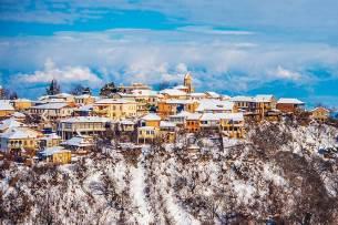 город любви Сигнаги