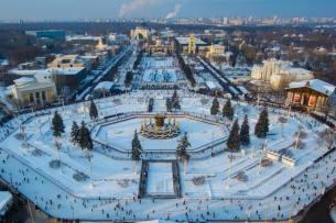 Новогодний тур в москву