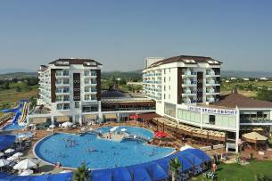 Cenger Beach Resort & Spa 5*