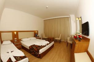 бронирование отеля Cenger Beach Resort & Spa