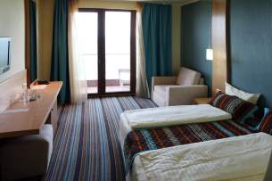 выбор отеля болгария